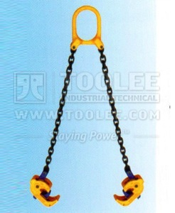 300 9221 SL Type Drum Lifting Clamp Drawing