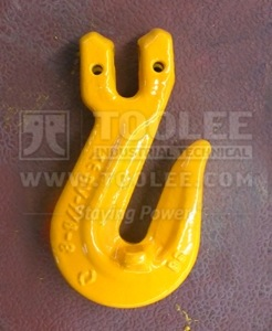 300 1242 Shortening Grab Clevis Hook Type A G80