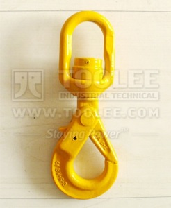 300 1209 Safety Hook Swivel Type With Self Locking Latch G80 New Style