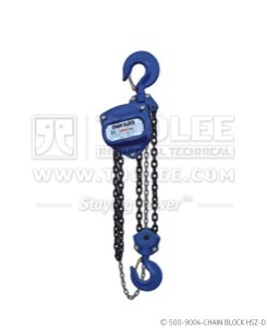 300 500 9004 Chain Block HSZ D WM