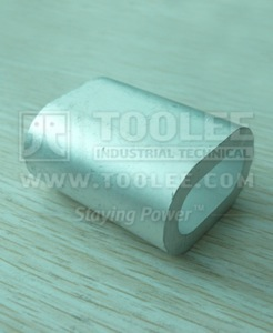 300 2301 Aluminum Sleeve DIN 3093