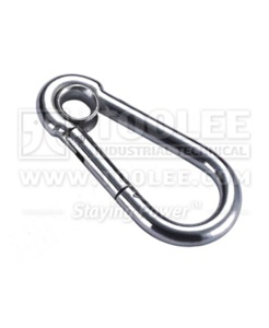 300 6102 Snap Hook With Eyelet