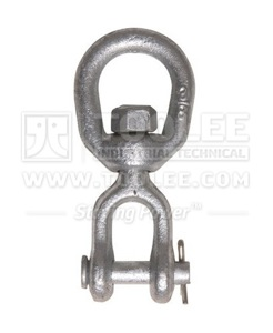 300 1628 403 Eye Jaw Swivel Link