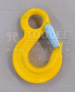 300 1221 Sling Hook Eye Type with Safety Latch G80