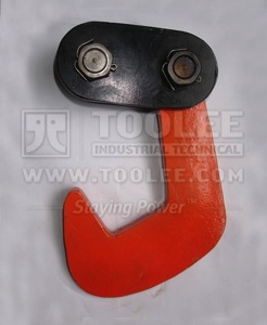 300 9218 PDQ Type Single Steel Plate Lifting Clamp