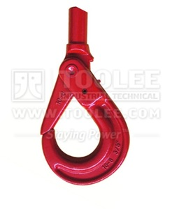 300 1213 Safety Hook Shank Type With Self Locking Latch G80 U S Type