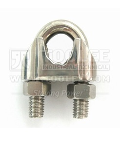 300 5596 Wire Rope Clips US Type Malleable
