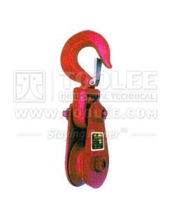 300 2811 11 Champion Snatch Block With Hook Single Sheave 420